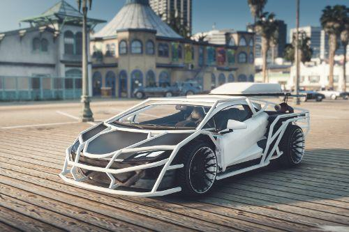 Pegassi Tempesta Pegasus [Add-On | Extras | Tuning | LODs]