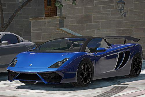 Pegassi Vacca Roadster [Add-On | Tuning ]