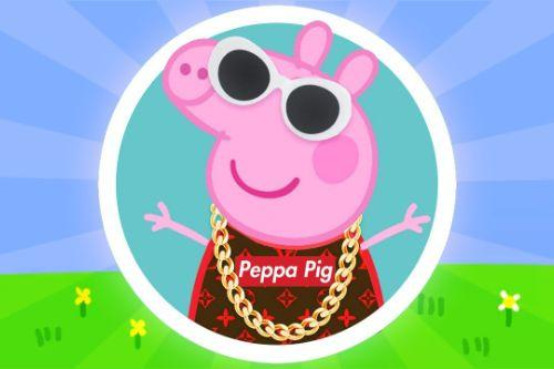 Peppa Pig Theme song remix -Loading Music- [Song Produced by Attic Stein)