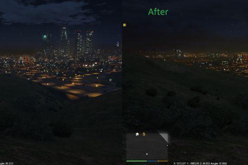 Night Performance Fix for AMD Ryzen(zen/zen+) processors