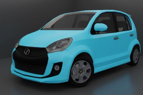 Perodua Myvi [Add-On | Tuning]