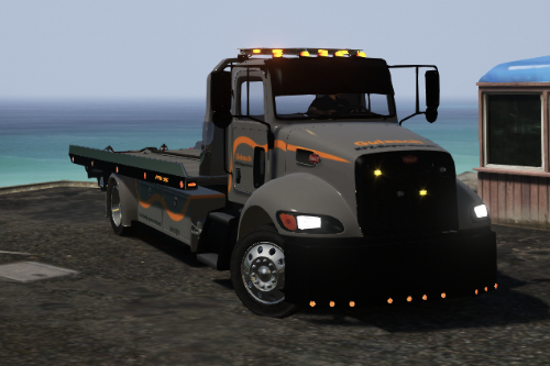 Peterbilt 337 Tuning [Add-On / FiveM]