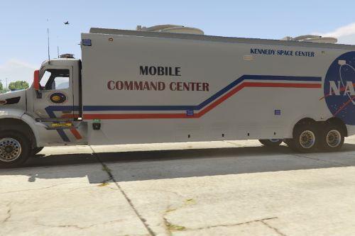 Peterbilt Mobile Command Center (PAINTJOB)