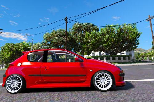 Peugeot 206 RPS S16 [Addon - Replace]