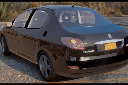 peugeot 207 passion[add_on/replace/ 1 rim]