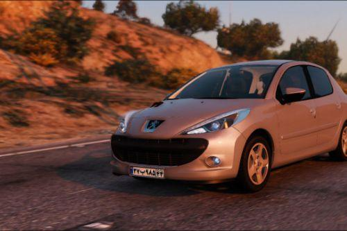 Peugeot 207i (Hb) new face [replace]