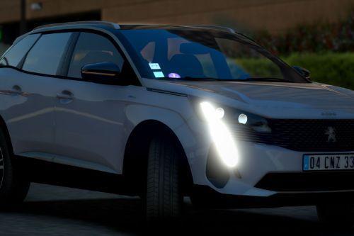 Peugeot 3008 Hybrid 2021 [Add-On]