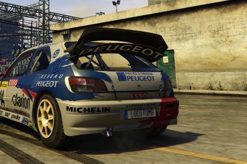 Peugeot 306 Maxi WRC