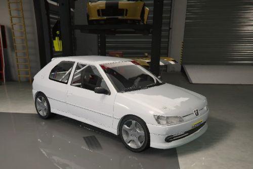 Peugeot 306 S16 2001 [Add-On ]
