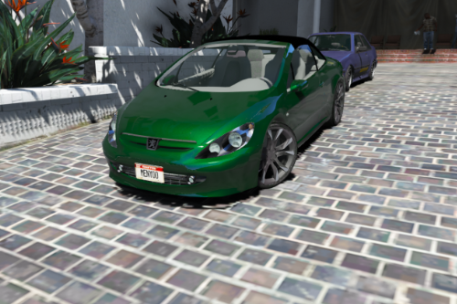 Peugeot 307CC edition BMS 2005  [Replace/Addon]