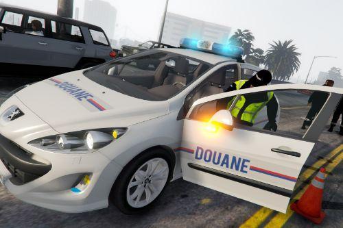Peugeot 308 I Douane