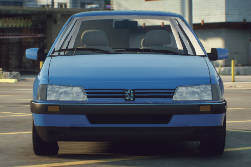 Peugeot 405 [Add-On | Tuning]