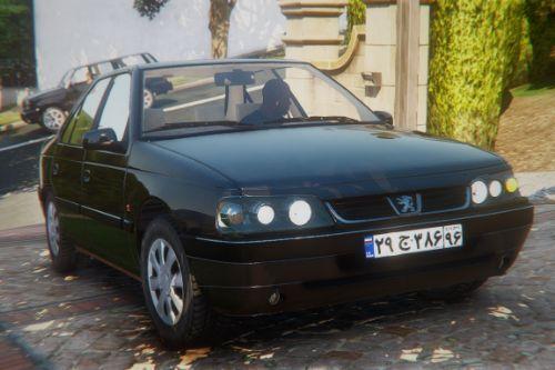 Peugeot 405 SLX [Add-On]