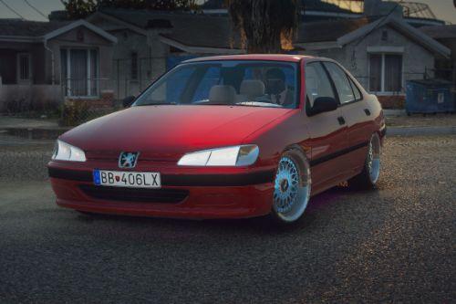 Peugeot 406 [Add-On]