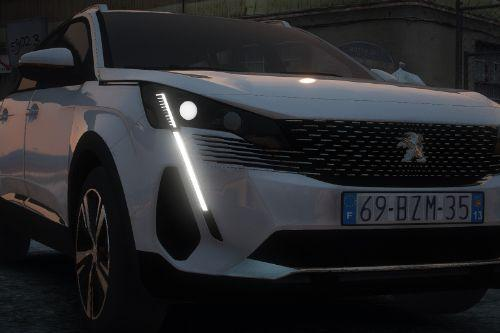 Peugeot 5008 2021 [Replace / FiveM | Unlocked]