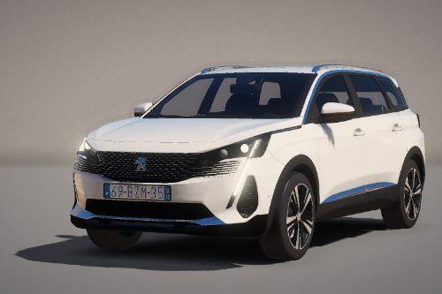 Peugeot 5008 2021 [Replace / FiveM | Unlocked]