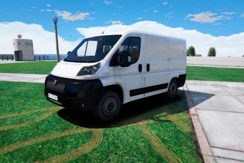 Peugeot Boxer Panel Van [UNLOCK | REPLACE]