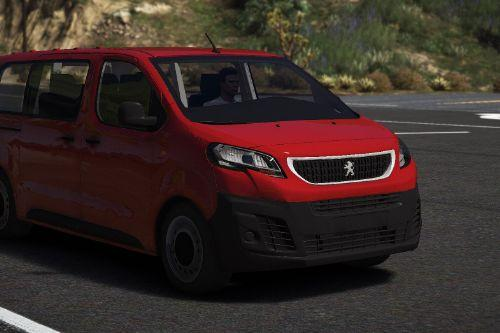 Peugeot Expert Civilian [UNLOCK | Template| REPLACE ]