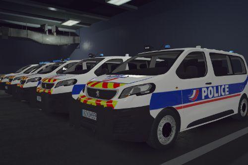 Peugeot Expert Police Nationale M.O [ELS/NONELS]
