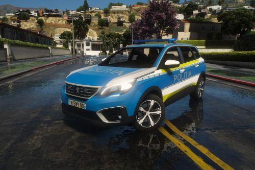Peugeot Politia Romana Design Nou