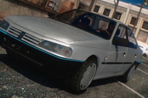 Peugeot RD 1600i + 1 rim [Add-On / Replace]