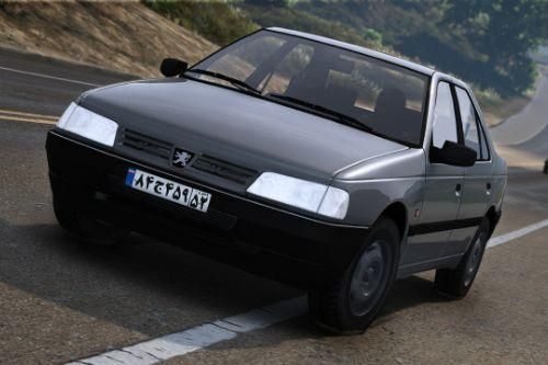 Peugeot ROA [Add-On]