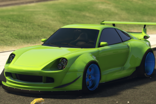 Pfister 'Ruff Weld' Comet Widebody [Add-On]