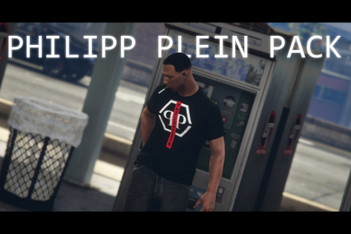 Philipp Plein Pack for MP Male