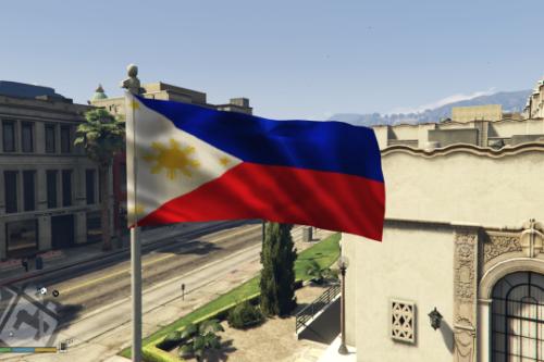 Philippines/Filipino Flag