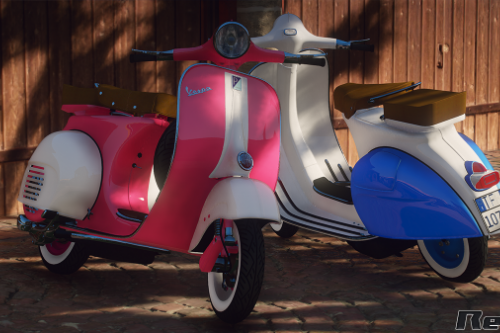 Piaggio Vespa VNB 125 [Add-On]
