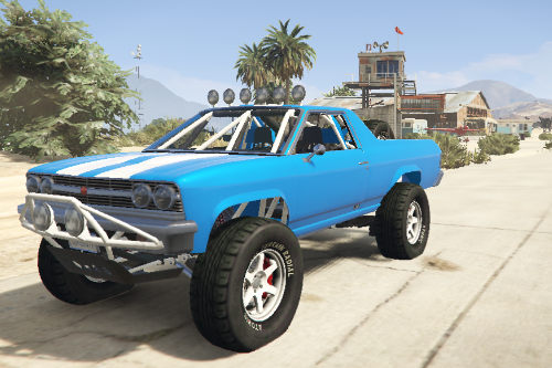 Picador ThrophyTruck [Add-On/Replace]