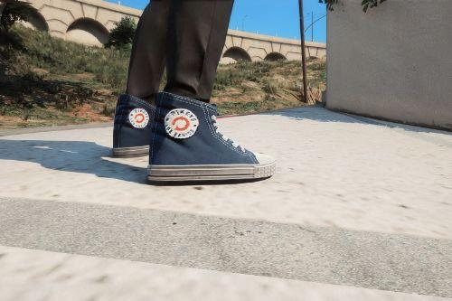 Pikeys Los Santos Canvas Shoes for MP Female