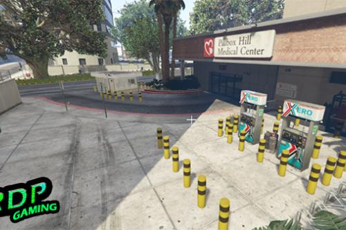 Pillbox Hospital - New Exterior (YMAP)
