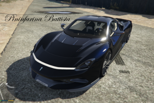 Pininfarina Battista [Add-On]