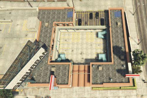 Pink Cage motel pool removed [SP | FiveM | RageMP]