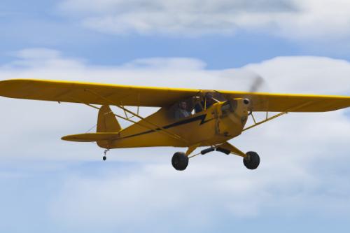 Piper J-3 Cub  [Add-On]