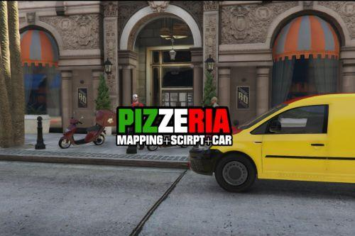 Pizzeria [YMAP]