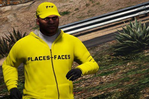 Places+Faces Tracksuit
