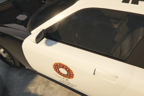 Plate Changer +  HD Police Mods
