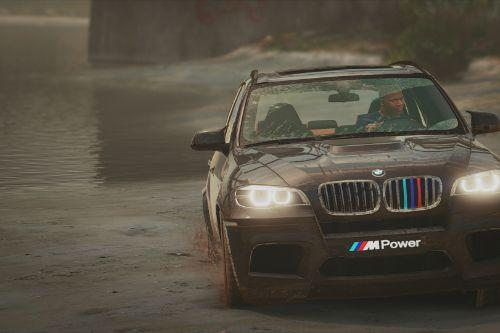 Playboy BMW X5M [Add-On | Tuning]