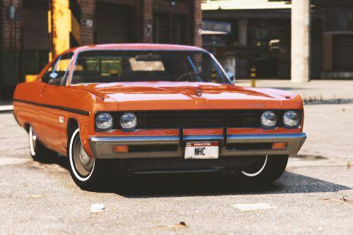 1969 Plymouth Fury III [Add-On | LODs]