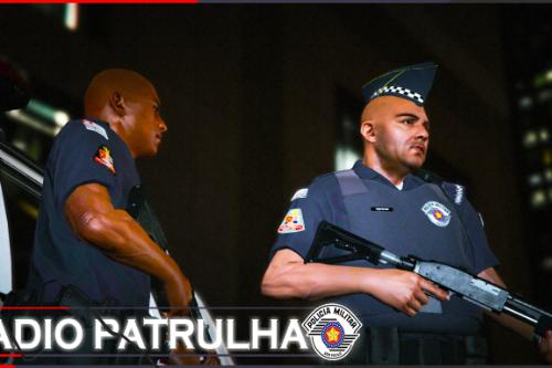 PMESP - Skins Farda Radio Patrulha [RP]