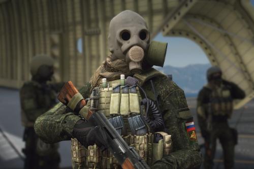 PMG Gas Mask [MP Freemode]