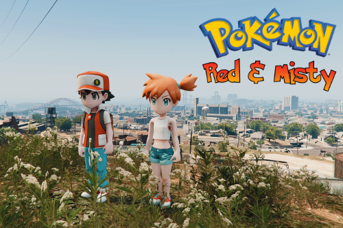 Pokemon: Red & Misty [Add-On]
