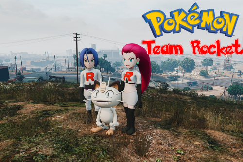 Pokemon: Team Rocket [Add-On]