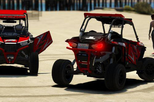 Polaris PZR XP 1000 EPS
