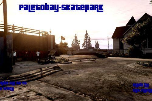Paleto Bay Skatepark