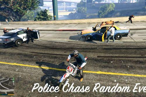 Police Chase Random Event