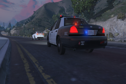 812610 gta5 crown victoria police mod