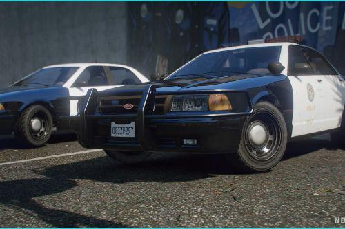 Police Cruiser Stanier 2nd Generation [ FiveM | SP | Liveries | Extra's | Tuning | LOD's ]